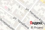Схема проезда до компании Независимая Оценка в Астрахани