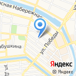 Бухучет на карте Астрахани