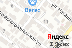 Схема проезда до компании КАЙРОС-ТУР в Астрахани