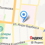 Ставропольский мясокомбинат на карте Астрахани