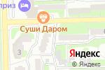 Схема проезда до компании Консалтинг АБВ в Астрахани