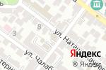 Схема проезда до компании Родна в Астрахани