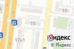 Схема проезда до компании Victory school в Астрахани