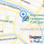 ГазЭнергоМонтаж на карте Астрахани