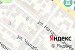 Схема проезда до компании ГазЭнергоМонтаж в Астрахани
