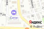 Схема проезда до компании Салам в Астрахани