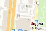 Схема проезда до компании JOY в Астрахани