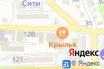 Схема проезда до компании Place в Астрахани