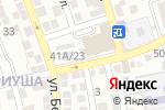 Схема проезда до компании Батоша в Астрахани