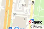Схема проезда до компании Дипломчик в Астрахани