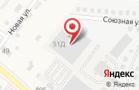 Схема проезда до компании Астраханская центральная дистрибьюторская компания в Осыпном Бугре