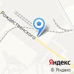 Абсолютное Право на карте Астрахани