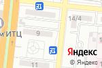 Схема проезда до компании Мистер Шаурма в Астрахани