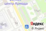 Схема проезда до компании Детская городская поликлиника №5 в Астрахани