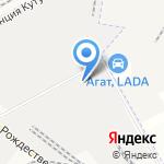 Промторгкомплект на карте Астрахани