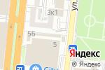 Схема проезда до компании AiK в Астрахани
