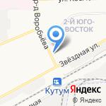 Детская городская поликлиника №5 на карте Астрахани