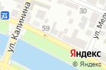 Схема проезда до компании НУР в Астрахани