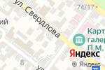 Схема проезда до компании Руслес в Астрахани