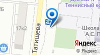 Компания АлюВентСтрой на карте