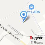 АЛЬФА ГЛОБАЛ на карте Астрахани