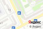 Схема проезда до компании УДИВИТЕЛЬНЫЕ ШТУЧКИ в Астрахани