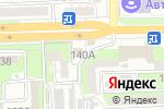 Схема проезда до компании NОTE BENE в Астрахани