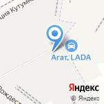 Эконом на карте Астрахани