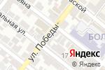 Схема проезда до компании Дербент в Астрахани