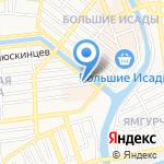 Всем обед на карте Астрахани