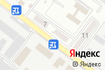 Схема проезда до компании Нина в Астрахани
