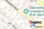 Схема проезда до компании Граника в Астрахани