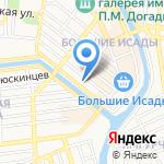 Служба ветеринарии Астраханской области на карте Астрахани
