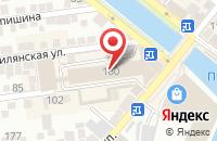 Схема проезда до компании Магазин юбок в Астрахани