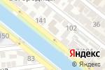 Схема проезда до компании Областной методический центр в Астрахани