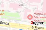Схема проезда до компании Похоронный дом в Астрахани