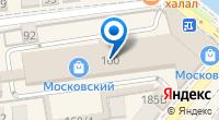 Компания Каспийская Ривьера на карте