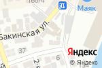 Схема проезда до компании Манхеттен+ в Астрахани
