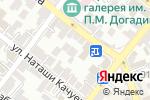 Схема проезда до компании Действующие Лица Астраханской области в Астрахани