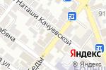 Схема проезда до компании КАПЛЯ в Астрахани