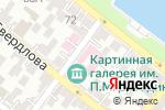 Схема проезда до компании Медико-санитарная часть МВД России по Астраханской области в Астрахани