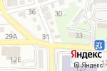 Схема проезда до компании Компания по беспокрасочному выпрямлению вмятин в Астрахани