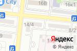 Схема проезда до компании Служба доставки товаров IKEA в Астрахани