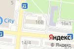 Схема проезда до компании Министерство здравоохранения Астраханской области в Астрахани