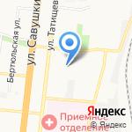 Super детки на карте Астрахани