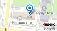 Компания Каспрыбпроект на карте