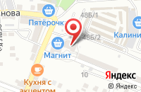Схема проезда до компании Академия дополнительного образования г. Астрахани в Астрахани