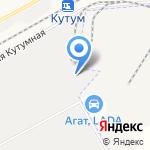 Агропромсервис на карте Астрахани