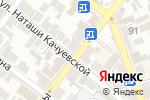 Схема проезда до компании Астмедика в Астрахани
