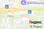 Схема проезда до компании ДжойФлоуэр.ру в Астрахани